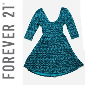 Forever 21 beautiful dress size L
